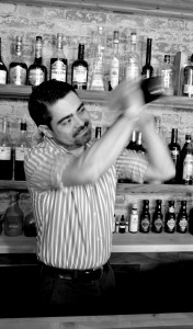 About Chris Tunstall, Mixologist