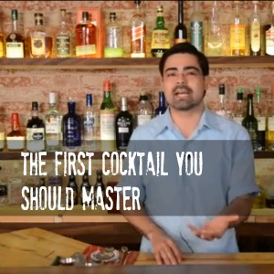 Chris introduces a cocktail which can be the foundation of a good Mixology program