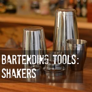 Bar Shaker Tips