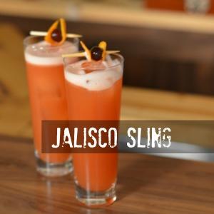 Jalisco Sling Recipe
