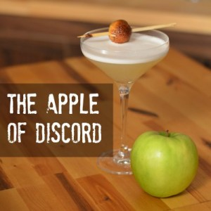 Apple of Discord Cocktail Recipe