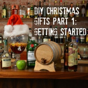 Cocktail & Liqueur Christmas Gifts