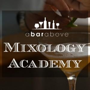 A Bar Above's Mixology Academy
