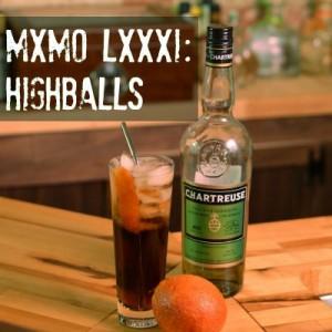 Mixology Monday Highball Cocktail