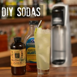 How to make soda