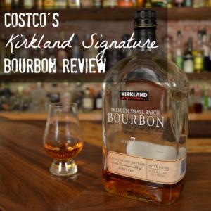 Liquor Review: Costco's Kirkland Bourbon