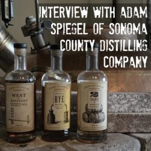 Sonoma County Distilling Company Whiskey