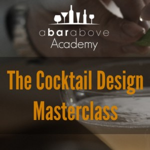 Cocktail Design Masterclass Featured Image