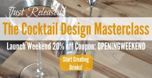 Cocktail Creation Class