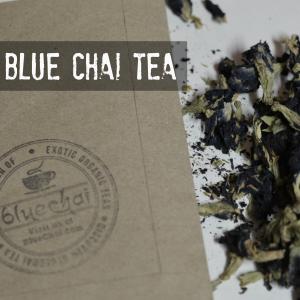 Color Changing Chai Tea- Blue Chai