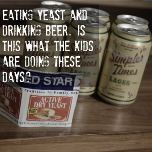 Yeast and beer, the magic bullet?
