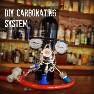 DIY Carbonating system