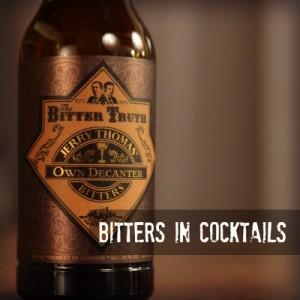 Jerry Thomas Bitters