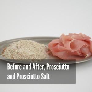 Prosciutto Salt