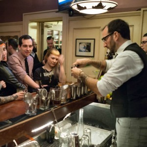 Networking for Bartenders