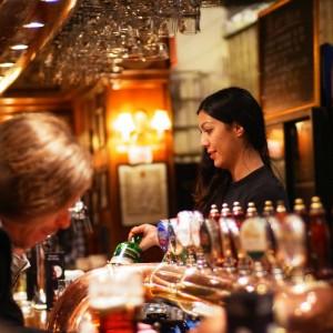 Bartender Zen